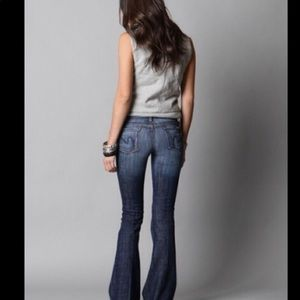 Citizens Of Humanity Ingrid #002 Low Waist Flare